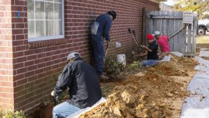 Tallahassee Slab Foundation Repair Services