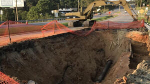 Sinkhole Repair Services in Tallahassee